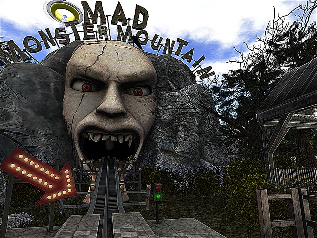 SL 13B Spellbound - Mad Monster Mountain - Into the Mouth