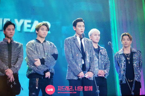 BIGBANG - MelOn Music Awards - 07nov2015 - With G-Dragon - 15