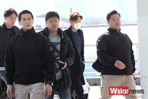 TOP - Incheon Airport - 13mar2015 - Wstar News - 01