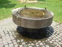 Parco Ciani - Lugano - fountain