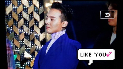Big Bang - The 5th Gaon Char K-Pop Awards - 17feb2016 - likeyou_GD - 06