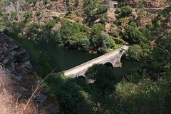 Ponte Filipina sobre o Rio Zêzere em Pedrógão Pequeno, Sertã