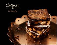 Billionaire Brownies