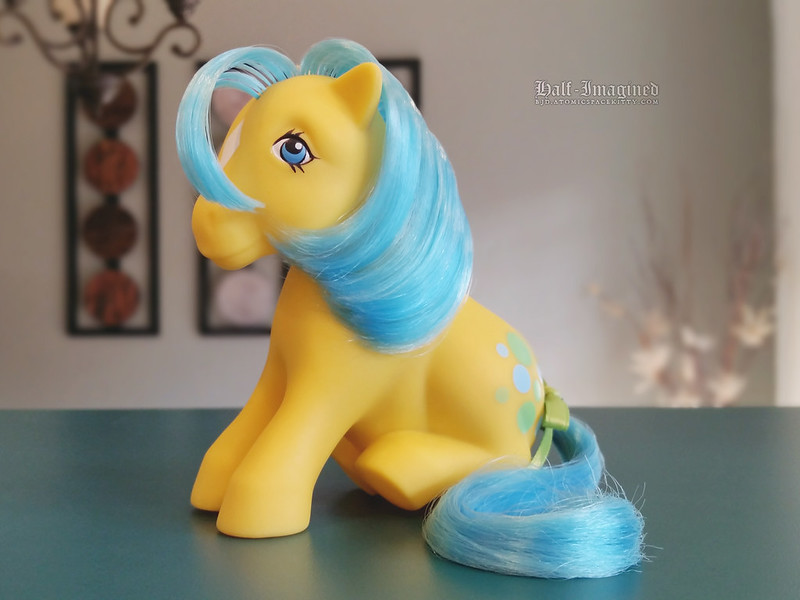 My Little Pony Bubbles (2 of 2)