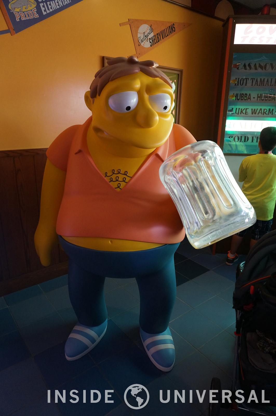 First Look: Springfield at Universal Studios Hollywood -