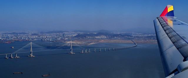 Incheon Bridge, South Korea