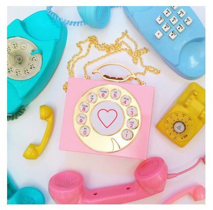 telephone purse