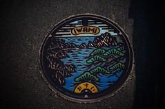 Manholespotting in Japan