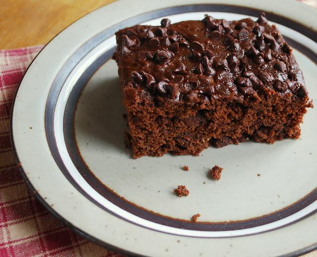 Weight Watchers Choc Fruit Cake Recipe