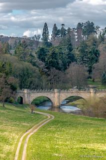 Lion Bridge Alnwick