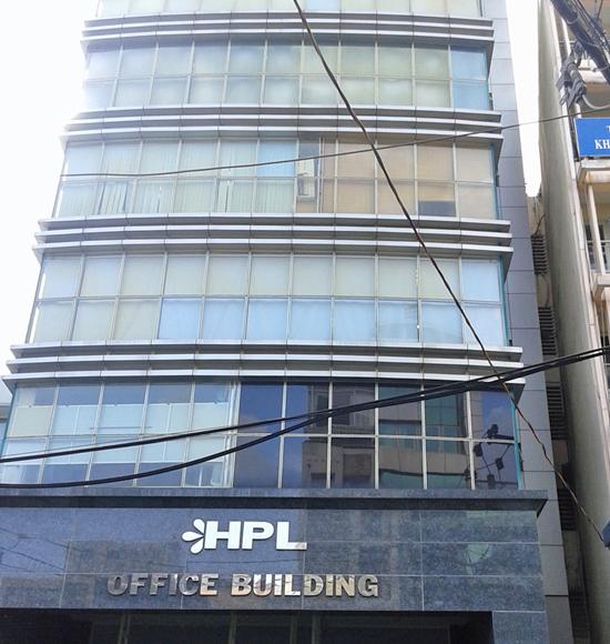 Dự án bất động sản HPL Building