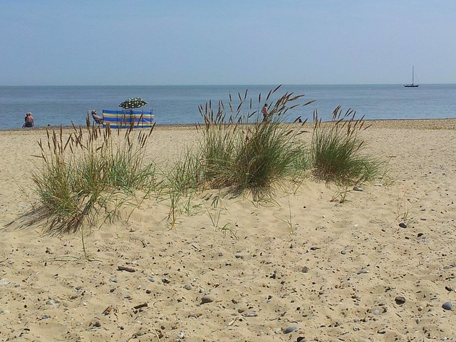 Southwold, The Denes Beach