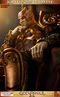 戰神歸位!奎多斯戰神王作雕像推薦