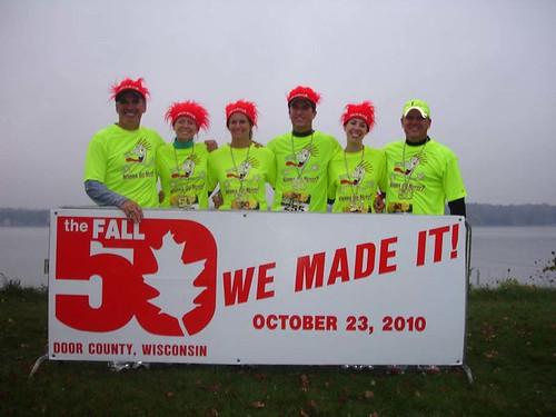 Door County charity run