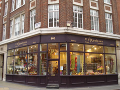 Picture of V V Rouleaux, Marylebone