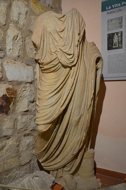 Sant'Antioco Archaeological Museum, Sardinia