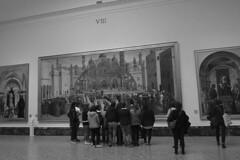 Milan - Pinacoteca di Brera Preach Gentile Bellini