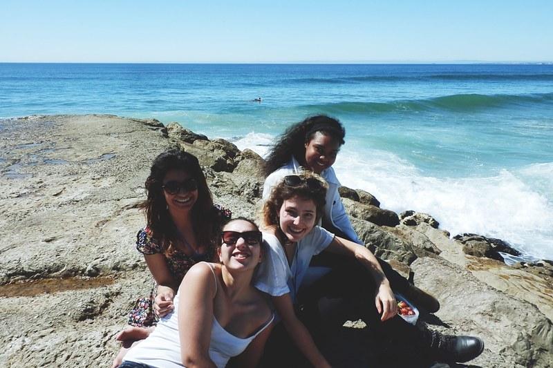 diary beach