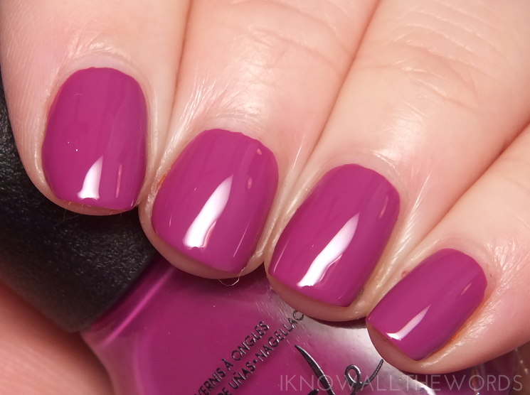 nicole by opi cocoa cola collection in grape demand