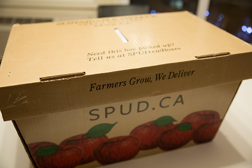 First SPUD Delivery