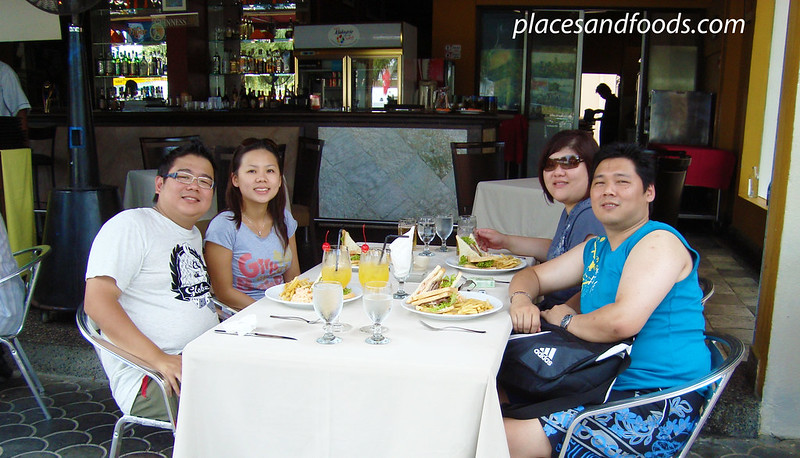 langkawi harbour park brunch