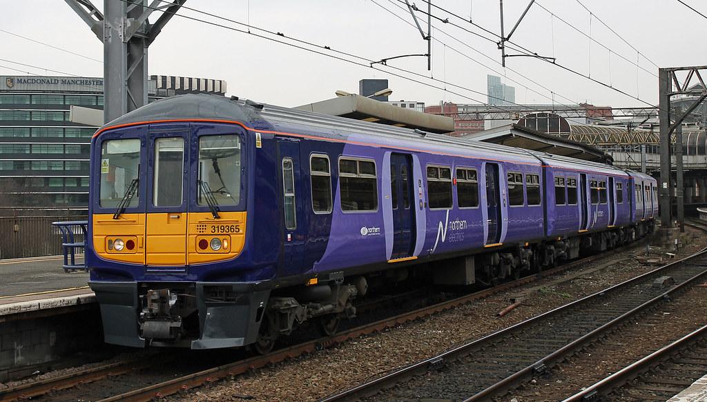 UK class 319