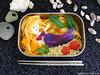 Mermaid Pasta Quinoa Bento by sherimiya ♥