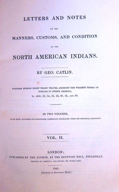 catlin title page vol 2