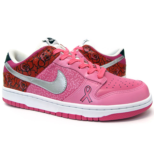 Breast Cancer Awareness Dunk Low