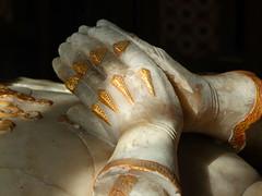 William Bardolph's hands