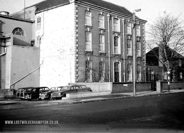 Giffard House 70's