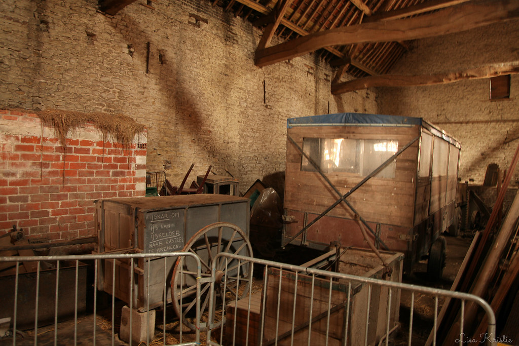 europe old castle farm barn belgium european belgian visit inside indoors