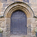 Small photo of Door, St Cuthbert, Ackworth
