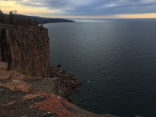 The greatest view on the North Shore | Palisade Head, Silver Bay, MN