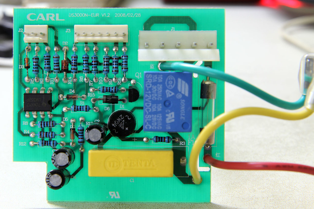 PCB for the DS-3000
