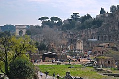 The Forum, Historical Rome