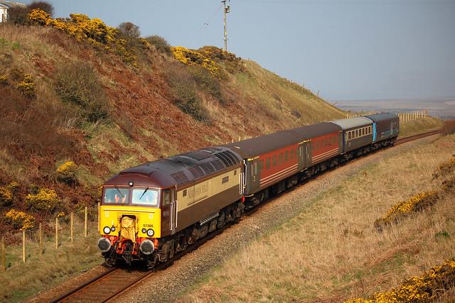 57305 'Northern Princess' 5Z62