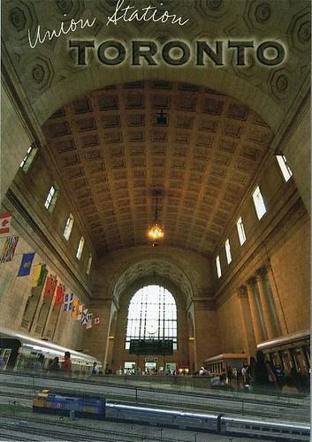 Toronto - union station