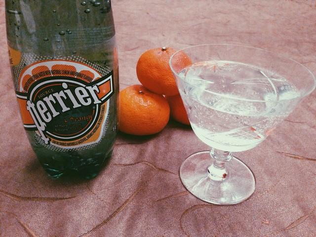Perrier L'orange