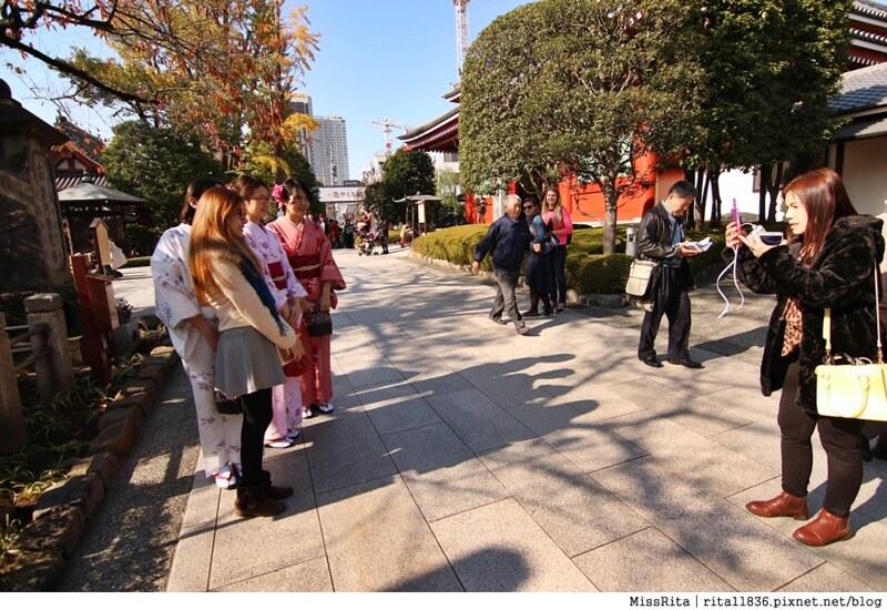 日本東京 東京和服體驗 淺草和服 淺草七變化 淺草七變化預約教學24