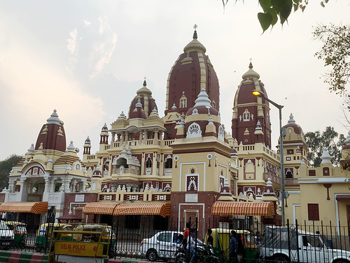 Temple in New Delhi