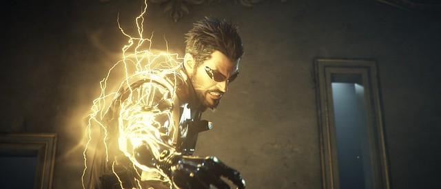 Deus Ex: Mankind Divided en PS4