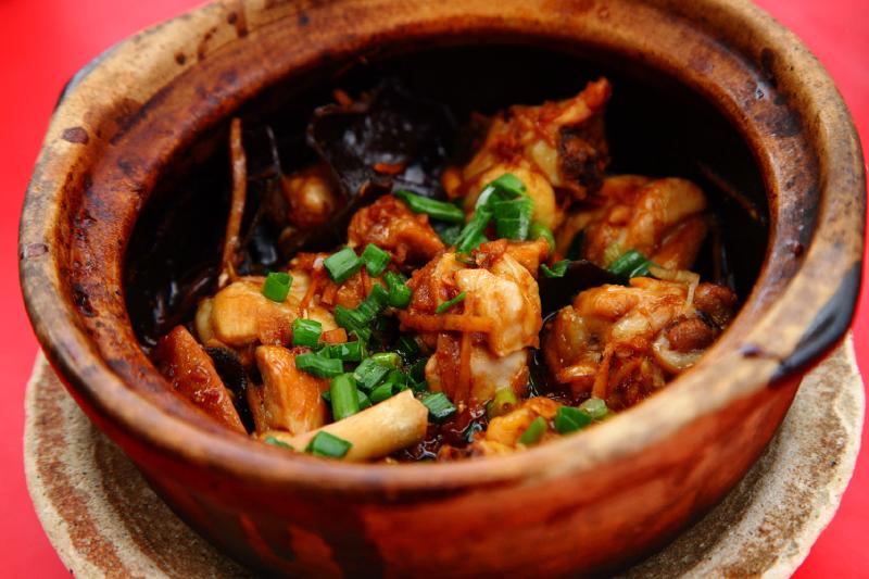 Hua-Diao-Chicken