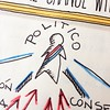 @TEDTalks | POLITICAL CHANGE WITH PEN & PAPER by @omar_ahmad #sketchnotes