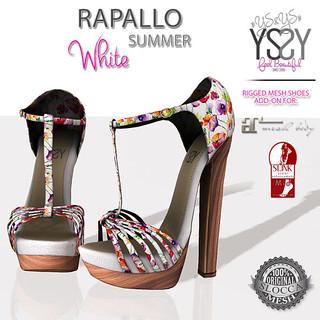 *YS&YS* Rapallo Shoes