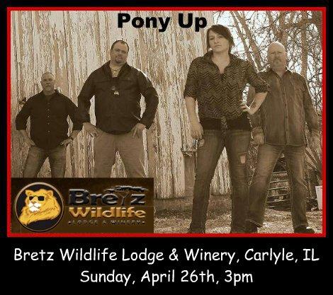 Pony Up 4-26-15