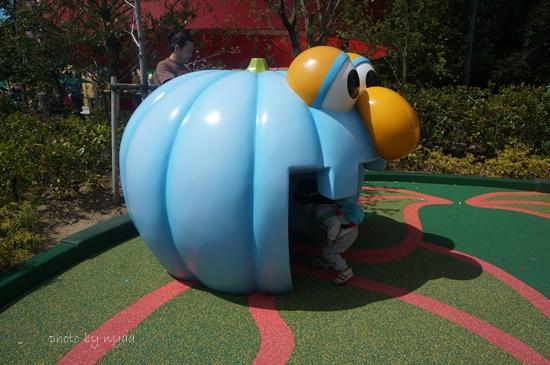 USJの子どもの遊び場 アビーのマジカル・ガーデン