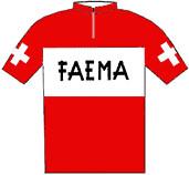 Faema - Giro d'Italia 1955