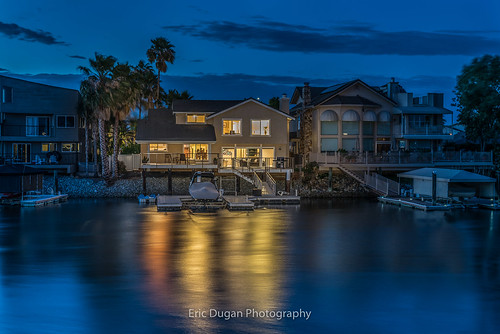 lightpainting water reflections twilight realestate bluehour discoverybay mls tourfactory