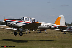 G-ARMG - C1 0575 - Private - De Havilland Canada DHC-1 Chipmunk 22A - Little Gransden - 070826 - Steven Gray - IMG_2592